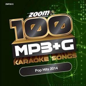Zoom G 100 Songs - Pop Hits 2014 - Playbacks