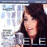 Best of Adele - Karaoke Playbacks - PSCDG 1654