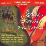 Carlos Santana & Friends - Karaoke Playbacks - PSCDG 1508 - Bestes vom Gitarrengott!