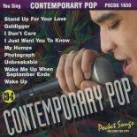 Contemporary Pop – Karaoke Playbacks – PSCDG 1650
