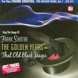 Frank Sinatra - The Golden Years - Vol. 7 - Karaoke Playbacks - CD-Front