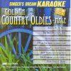 Golden Country Oldies Male - Karaoke Playbacks - CDG