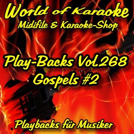 Gospels Vol.2 - Audio Karaoke Playbacks