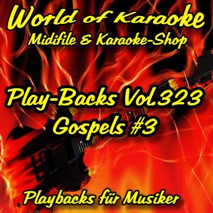 Gospel Vol.3 - Audio Karaoke Playbacks