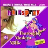 Hairspray & Thoroughly Modern Millie - Karaoke Playbacks - Rarität