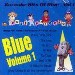 Karaoke Playbacks Hits of Blue - CD+G