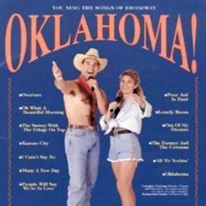 OKLAHOMA - Karaoke Playbacks - PSCDG 1175