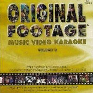 Original Footage Karaoke - VCD - Vol 8 - Front