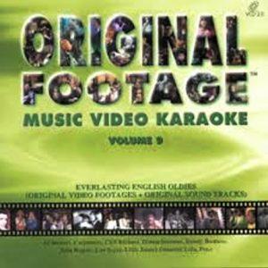 Original Footage Karaoke VCD vol 9-front