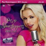 Pop Showstoppers - 2011 Female - Karaoke Playbacks - JTG 402