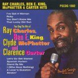 Ray Charles - Ben E King und weitere - Karaoke Playbacks - PSCDG 1502
