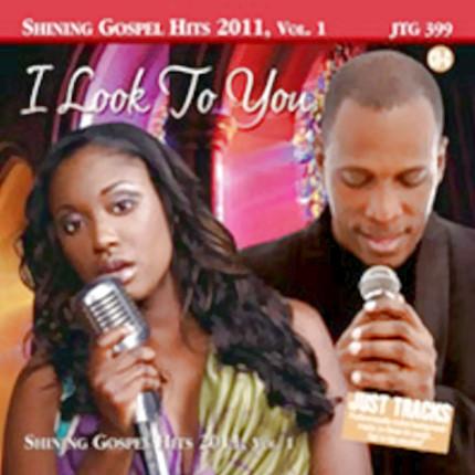 Shining Gospel Hits 2011 – Vol.1 – Karaoke Playbacks - CD-Front