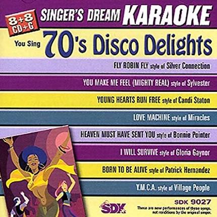 70s-Disco-Lights-Karaoke-Playbacks-SDK-9027-CD-Front