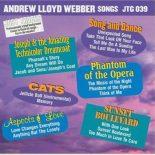 Andrew Lloyd Webber Songs als Karaoke Playbacks - JTG 039