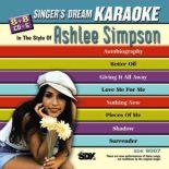 Ashlee Simpson – Karaoke Playbacks – SDK 9007 (BULK-Angebot)