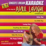 Avril Lavigne - Karaoke Playbacks - CD+G – SDK 9015 (Bulk-Angebot)