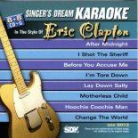 Best Of Eric Clapton – Karaoke Playbacks – SDK 9013 - Top-Songs