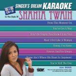 Best Of Shania Twain - SDK 9005 - Karaoke Playbacks