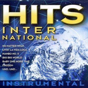 Hits-International - Instrumental - Koch - Front