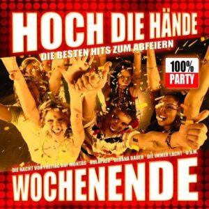 Hoch-Die-Hände-Wochenende-Doppel-CD-CD-Front