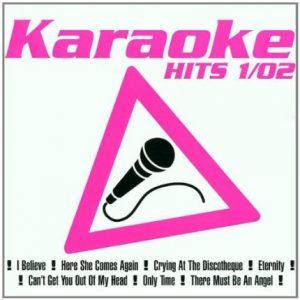 Karaoke Hits 1-02 - Audio Karaoke Playbacks - Front
