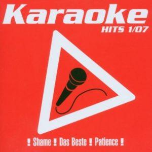Karaoke Hits 1-07 - Audio Karaoke Playbacks