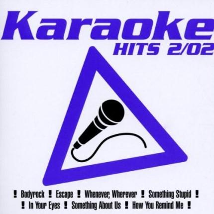 Karaoke Hits 2-02 - Audio Karaoke Playbacks - CD-Front