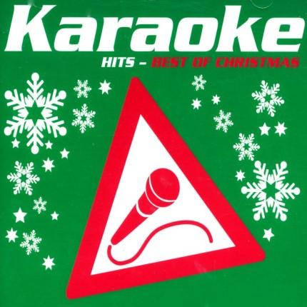 Karaoke Hits Best of Christmas CD - Audio Playbacks - Front