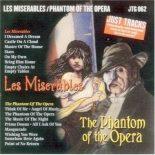 Les Miserables und Phantom der Oper - Karaoke Playbacks - JTG 062
