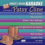 Patsy Cline - Country Karaoke Playbacks - SDK 9000 (BULK-Angebot)