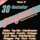 Playback'S Vol.7 - Karaoke Playbacks - 30 Bestseller