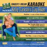 The Hits Of Kelly Clarkson & Clay Aiken - Karaoke Playbacks - SDK 9039 (Bulk-Angebot)