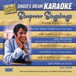 Sleepover Singalongs - Karaoke Playbacks - SDK 9049 (Schnäppchen-Ausgabe)
