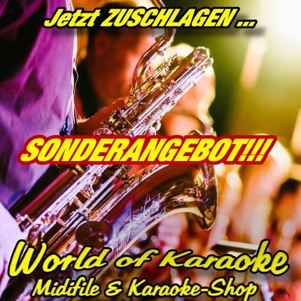 Sonderangebot-CD+G-Sampler-Promo