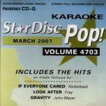 Stardisc Karaoke März 2007 - Karaoke Playbacks - Top-Rarität