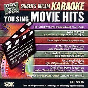 You-Sing-Movie-Hits-Karaoke-Playbacks-SDK-9045-CD-Front
