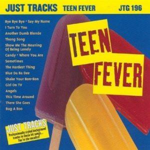 Teen Fever - Karaoke Playbacks - JTG 196 - Rarität