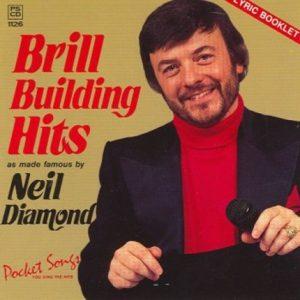 Best of Neil Diamond - Karaoke Playbacks - PSCD 1126 - CD-Front