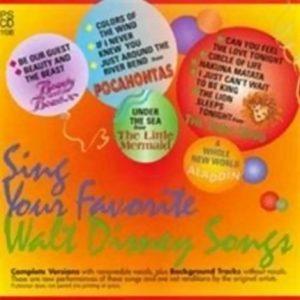 Die besten Songs von Disney – Karaoke Playbacks - PSCD 1198