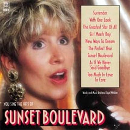 Sunset Boulevard – Karaoke Playbacks - PSCD1193