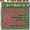 Best of Megahits Vol. 10 DVD – Karaoke Playbacks - Back -