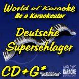 Deutsche Superschlager - Karaoke-Playbacks von World Of Karaoke