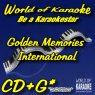 Golden Memories - World-Of-Karaoke - Präsentiert beste Playbacks