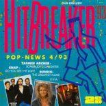 CD-SHOP - HITBREAKER POP NEWS 4/93 - 2 CD-SET - TOP-ZUSTAND - GEBRAUCHT