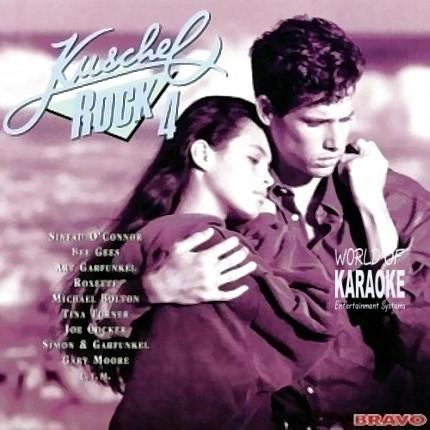 Kuschelrock - Volume 4 - CD-Front-Cover -