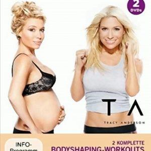 DVD-Shop - Tracy Anderson - Fit nach der Schwangerschaft [2 DVDs in der Box]