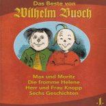 CD-Shop - Hörspiel - Das Beste von Wilhelm Busch, 1 Audio-CD