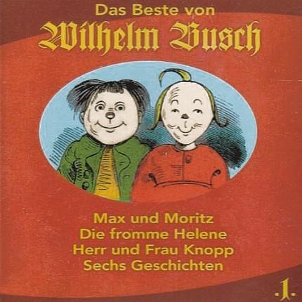 Das-Beste-von-Wilhelm-Busch-1-Audio-CD