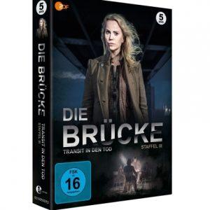 NEU im DVD-Shop: Die Brücke - Transit In Den Tod Staffel III