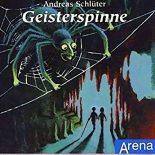 CD-Shop - Geisterspinne ein Hörbuch von Andreas Schlüter